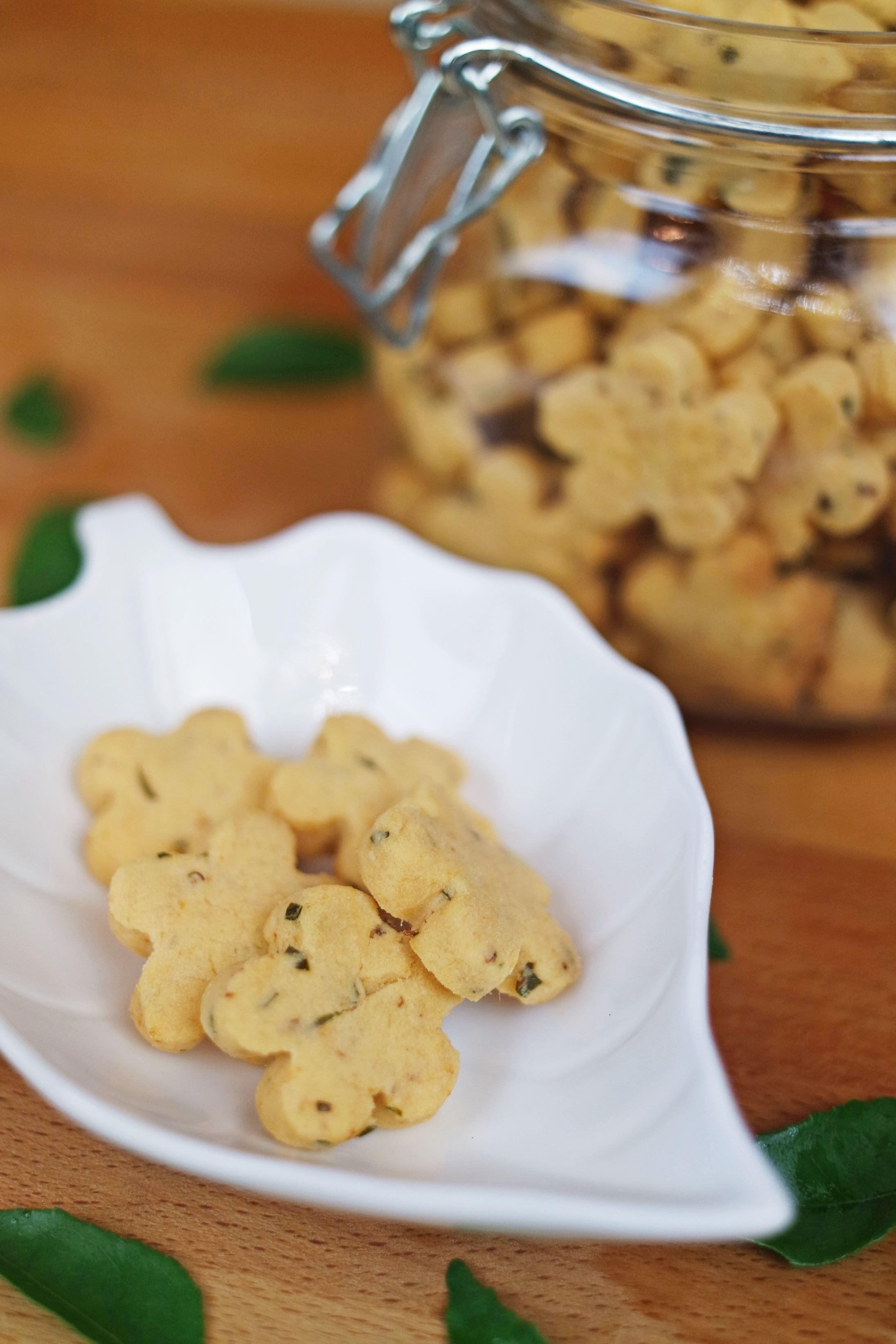 Laksa Cookie