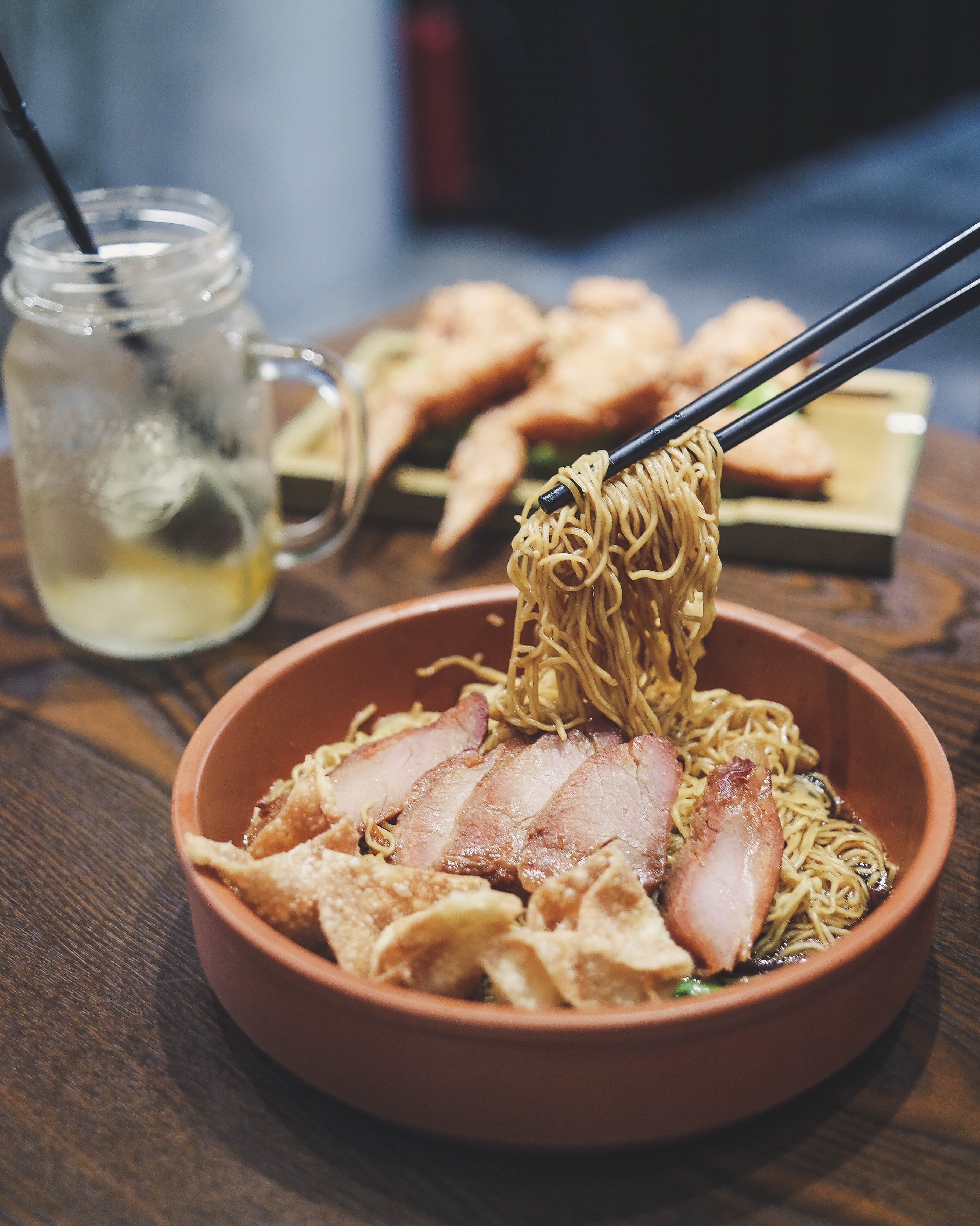 Wonton Mee - DejaBrew - Authentic Chinese Dialects Cuisine In One Roof
