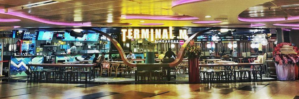 Terminal M @ Changi Airport Terminal 3
