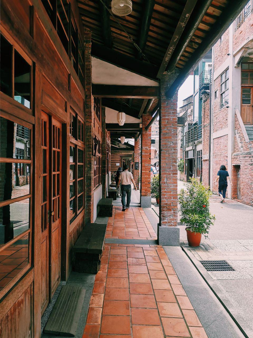 #OOTD - Bopiliao Historical Block