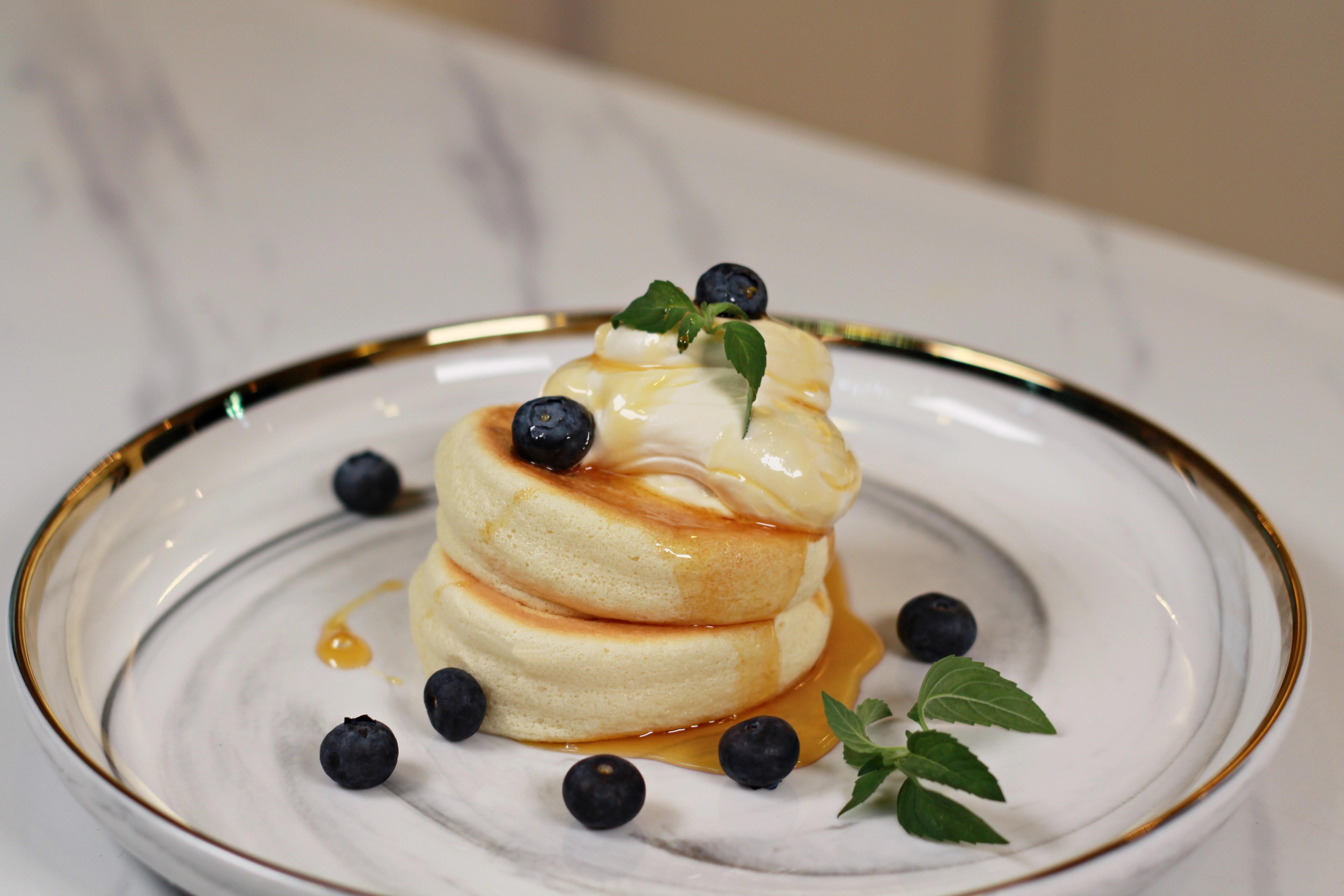 Souffle Pancakes スフレパンケーキ