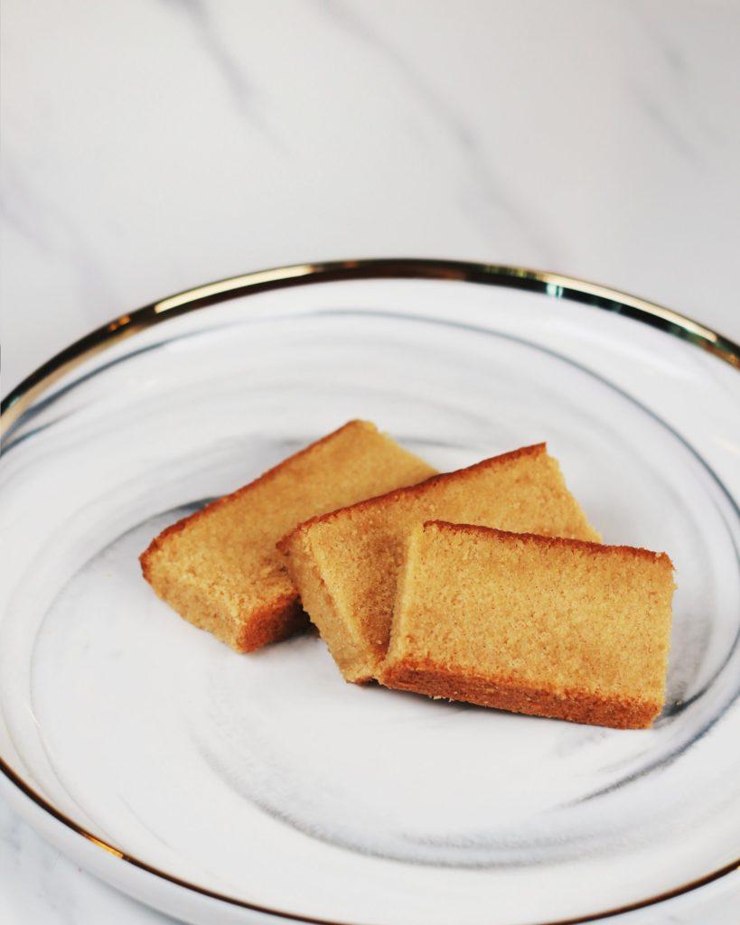 Gula Melaka Butter Cake