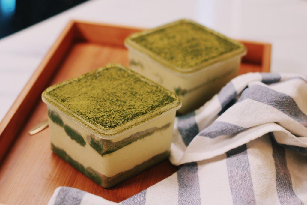 Matcha Tiramisu 抹茶ティラミス