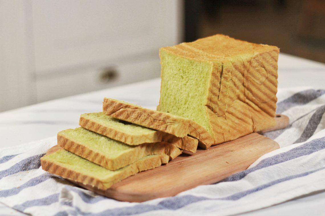 Pandan Bread 班兰吐司