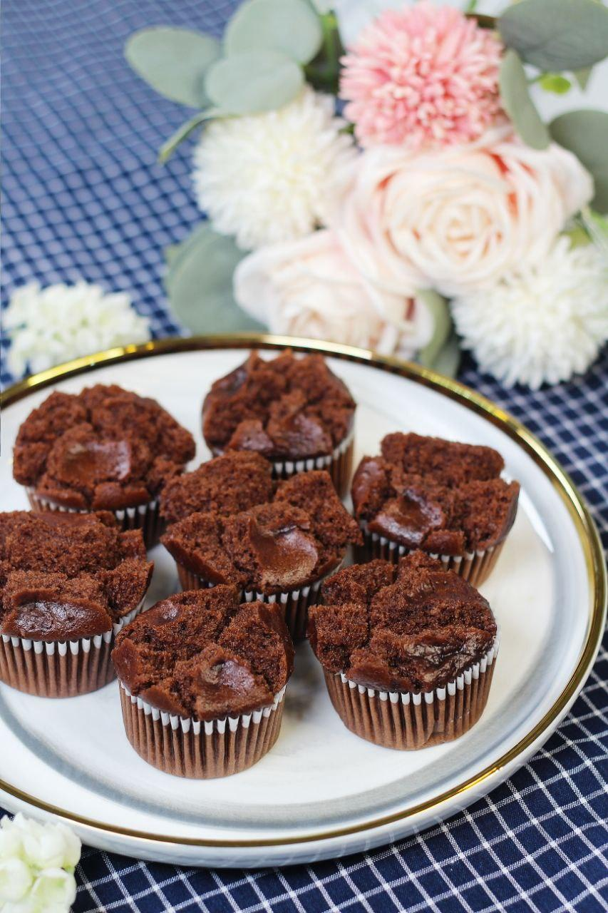 4 Recipes with Tefal Brilliance Steam Oven - Milo Huat Kueh (Milo Steamed Cake)