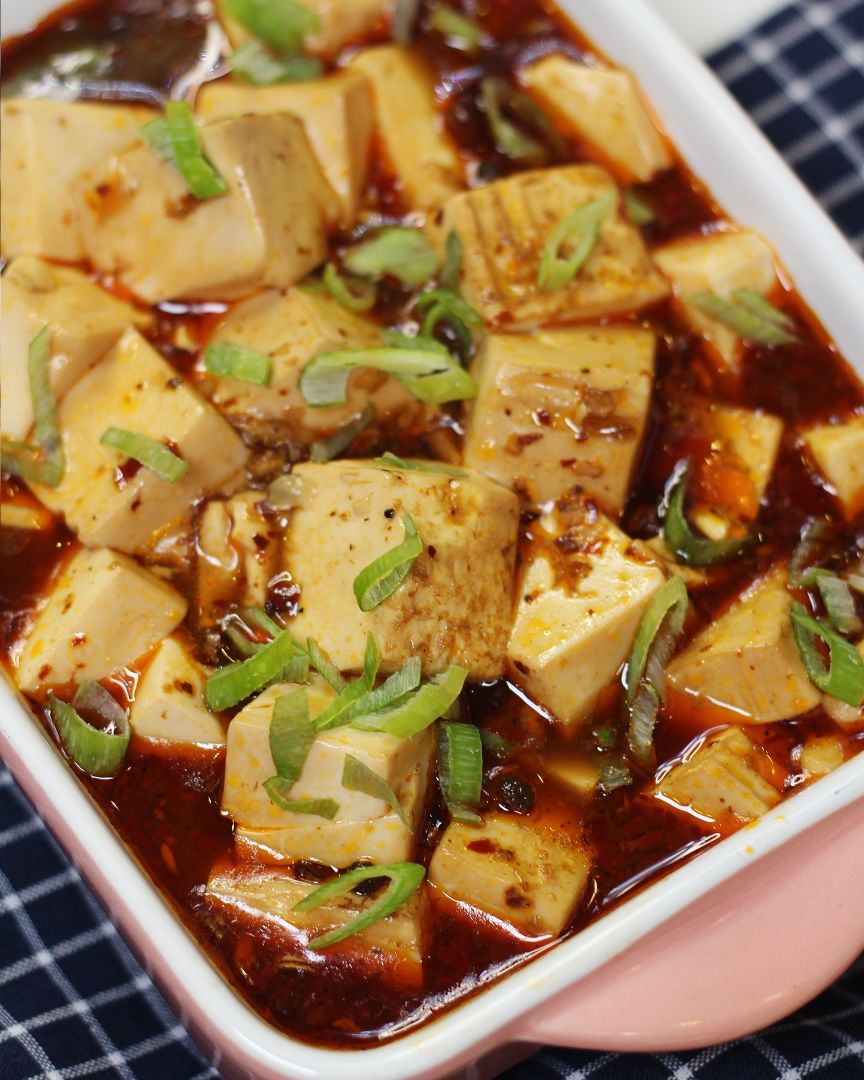 Mapo Tofu - - 4 Simple Rice Cooker Recipes with Tefal Xpress IH Rice Cooker