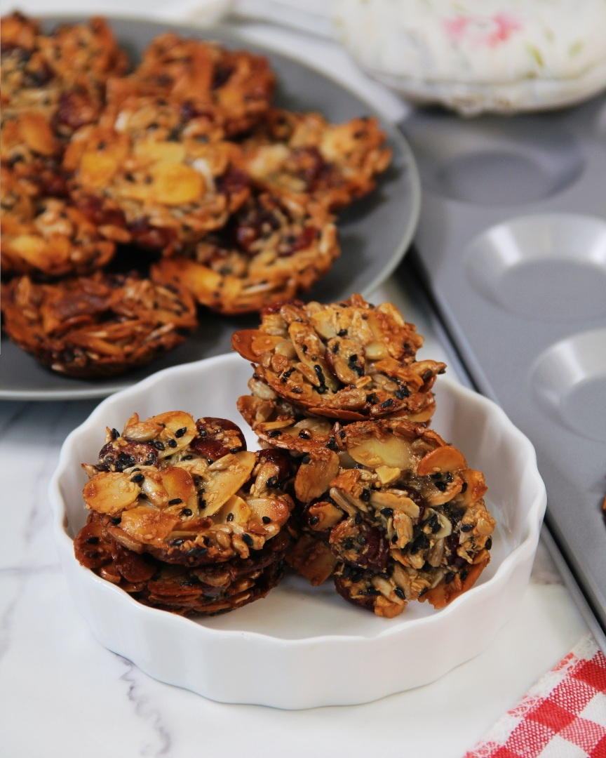 Florentine Cookie Recipe with Städter Baking Pan