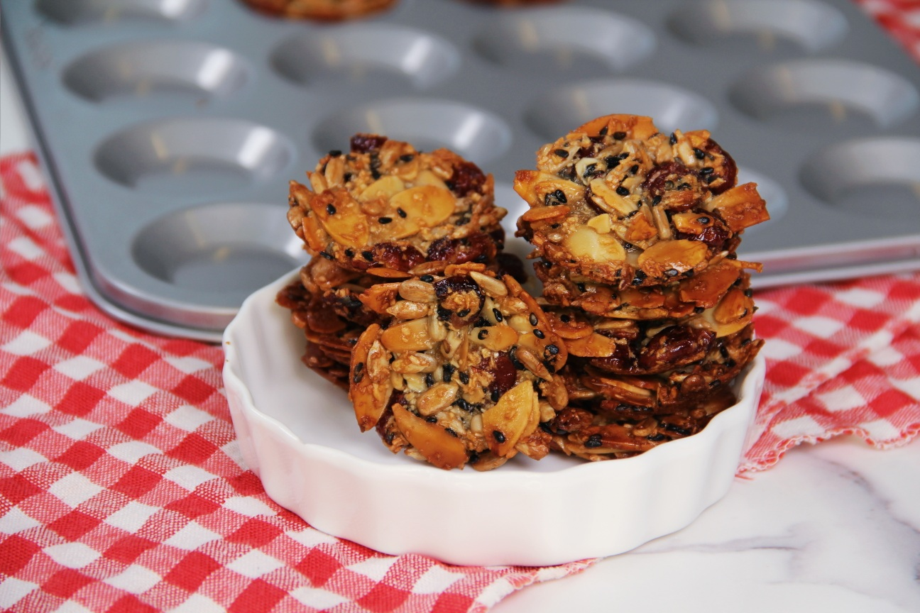 Florentine Cookie Recipe with Städter Baking Pan