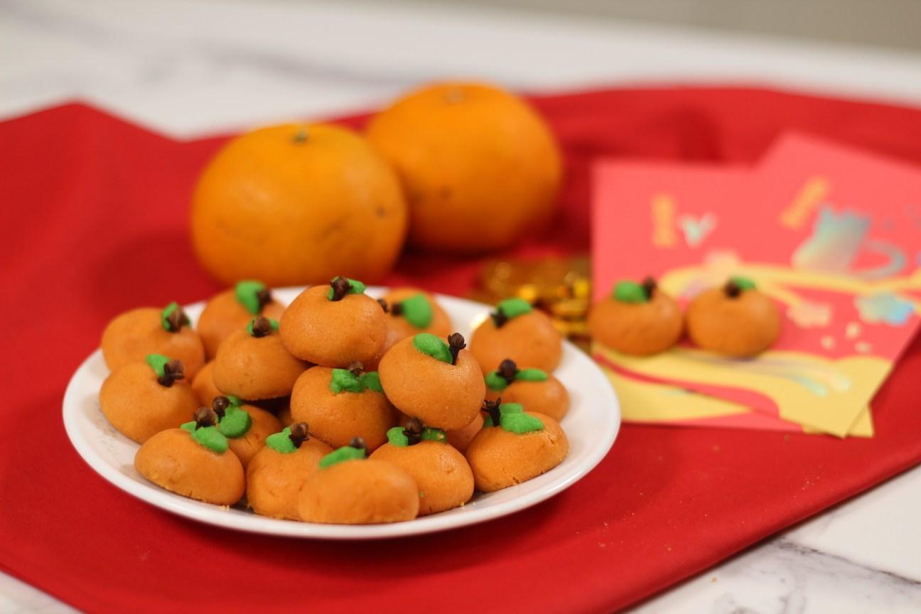 Mandarin Orange Cookies Recipe